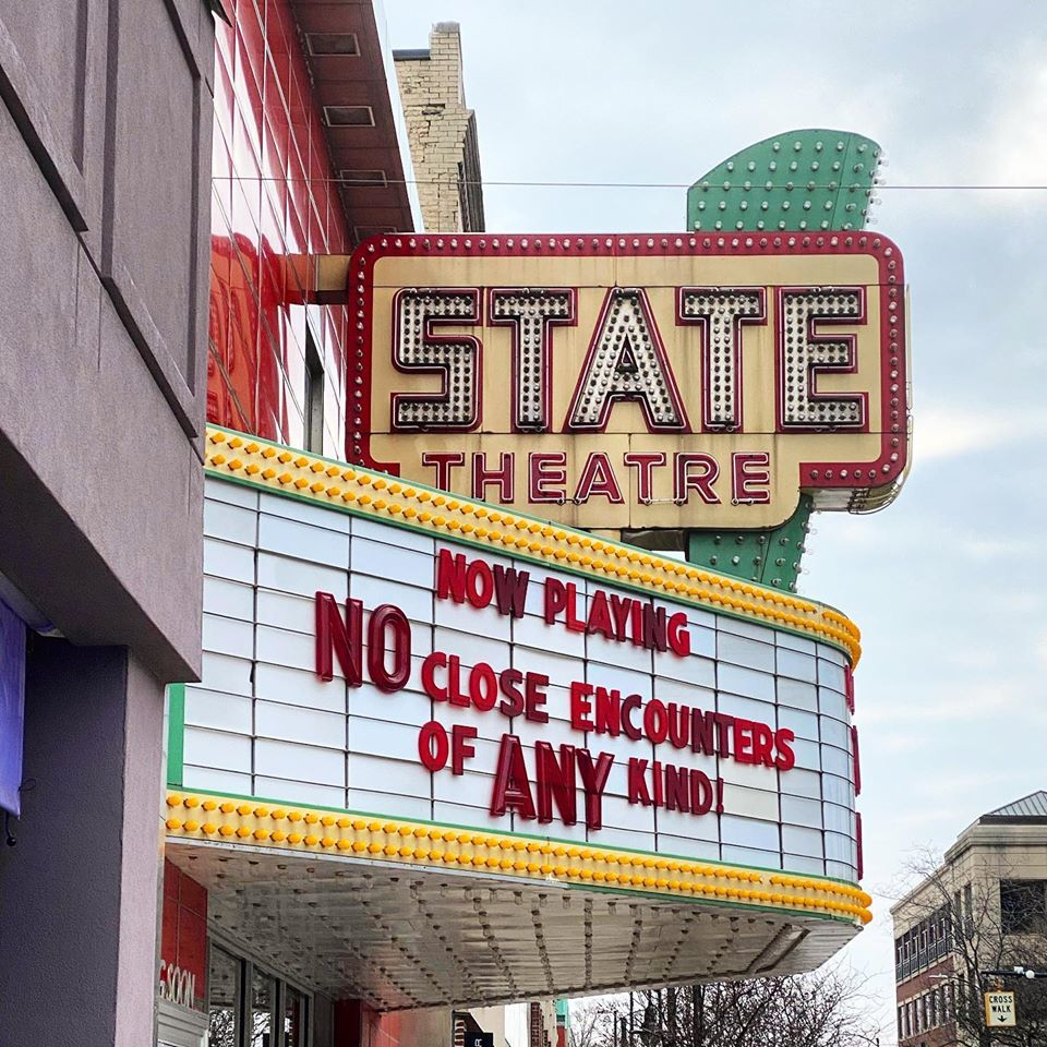 state theatre covid